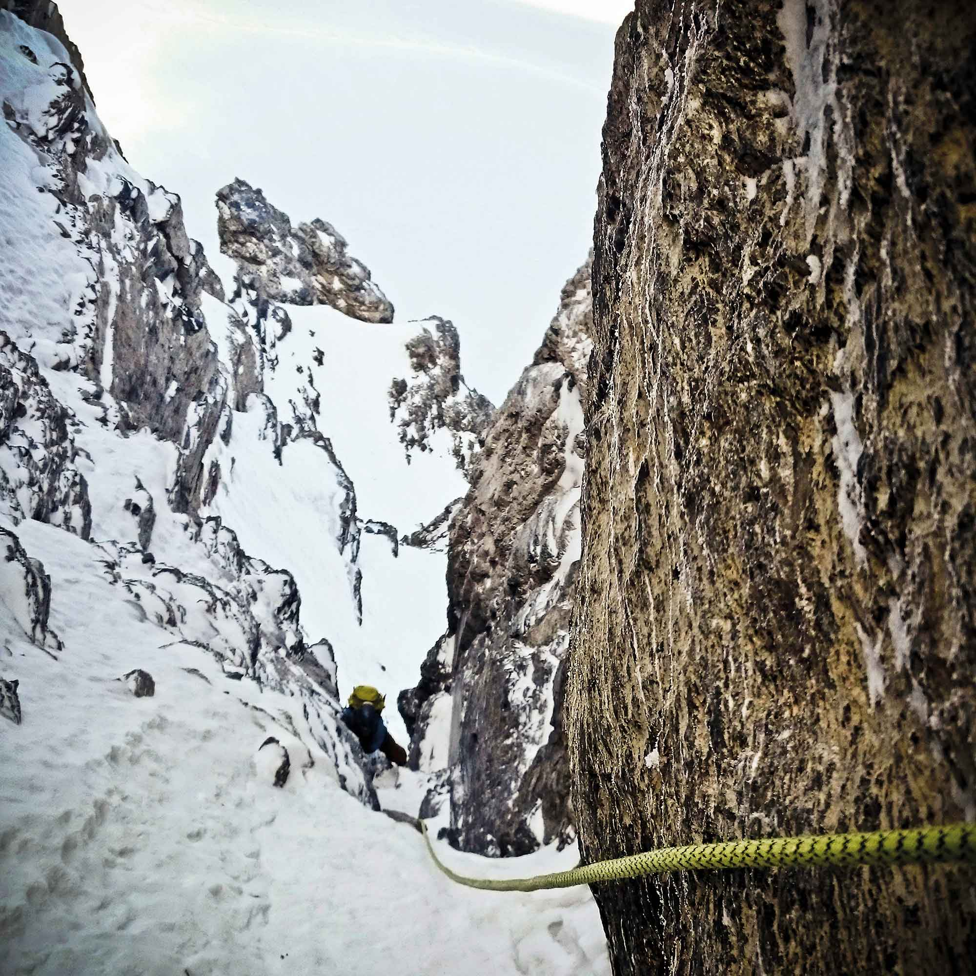 Skitour Chlispannort