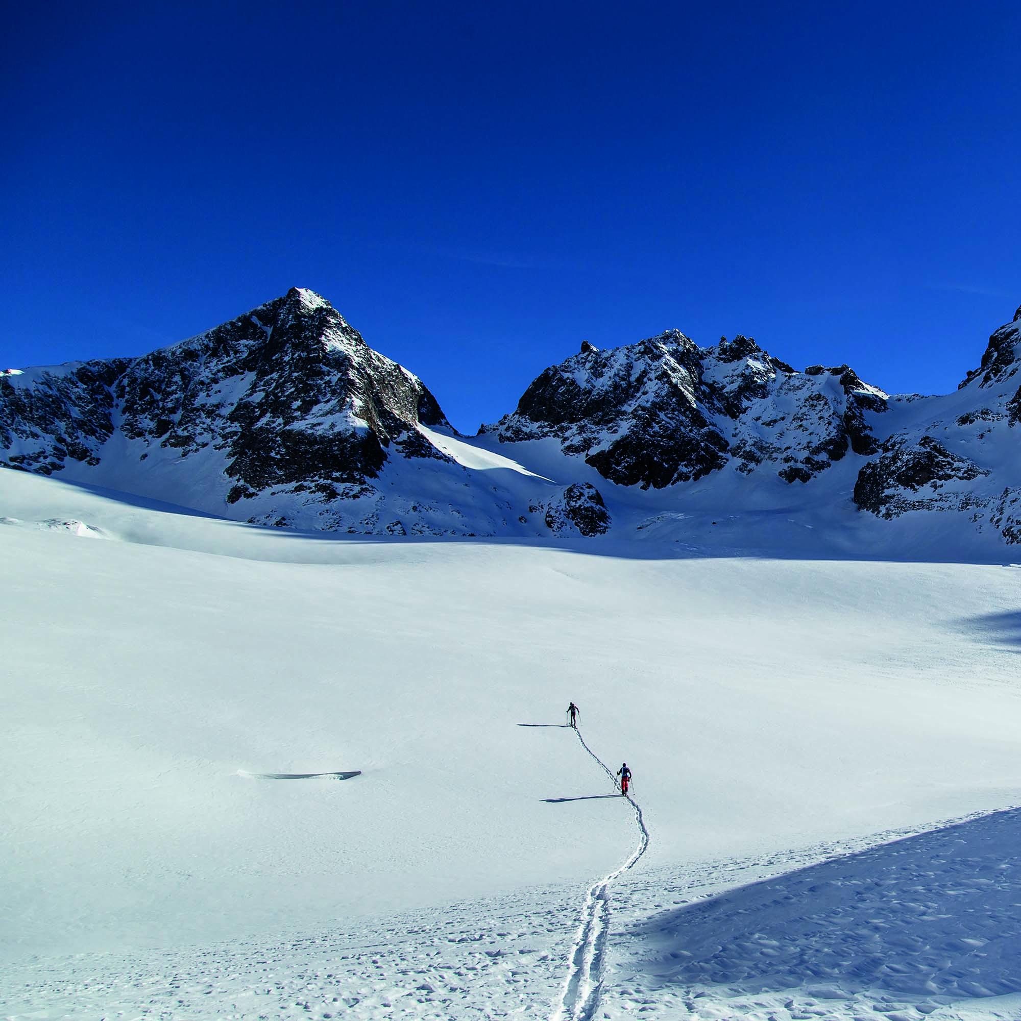 Skitour Titlisrundtour
