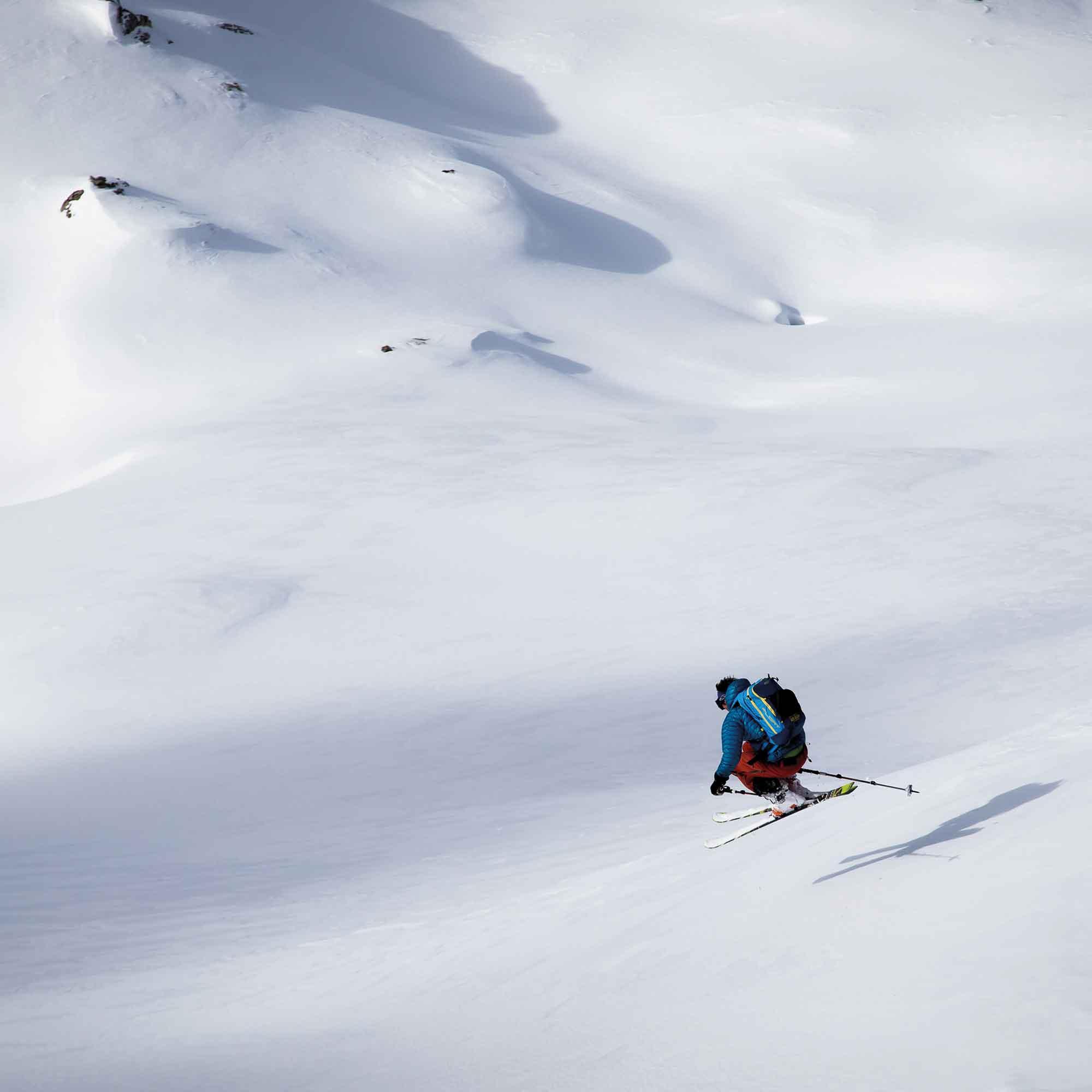 Skitour Bannalperrundtour