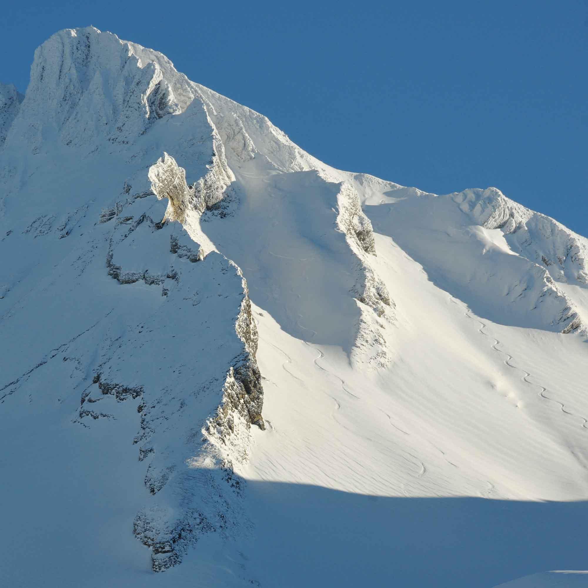 Skitour Brisen