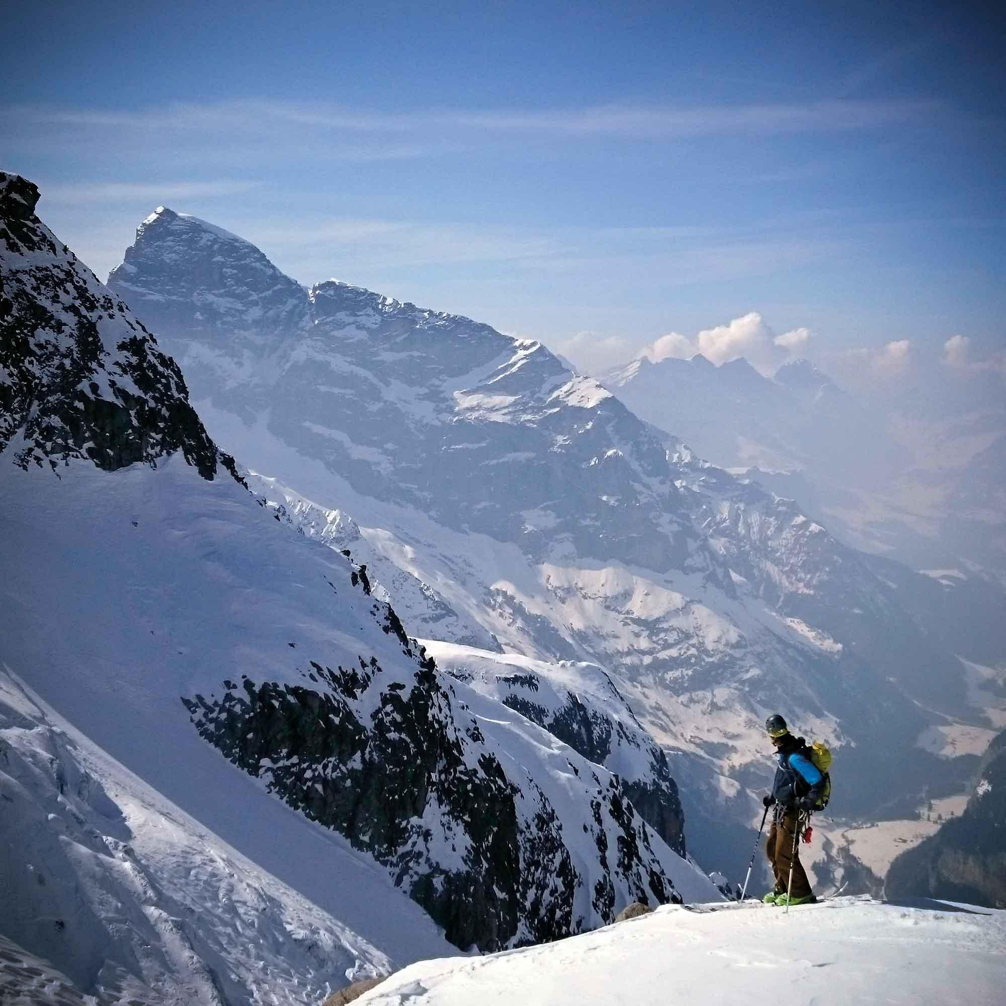 Skitour Engelbergerhauteroute