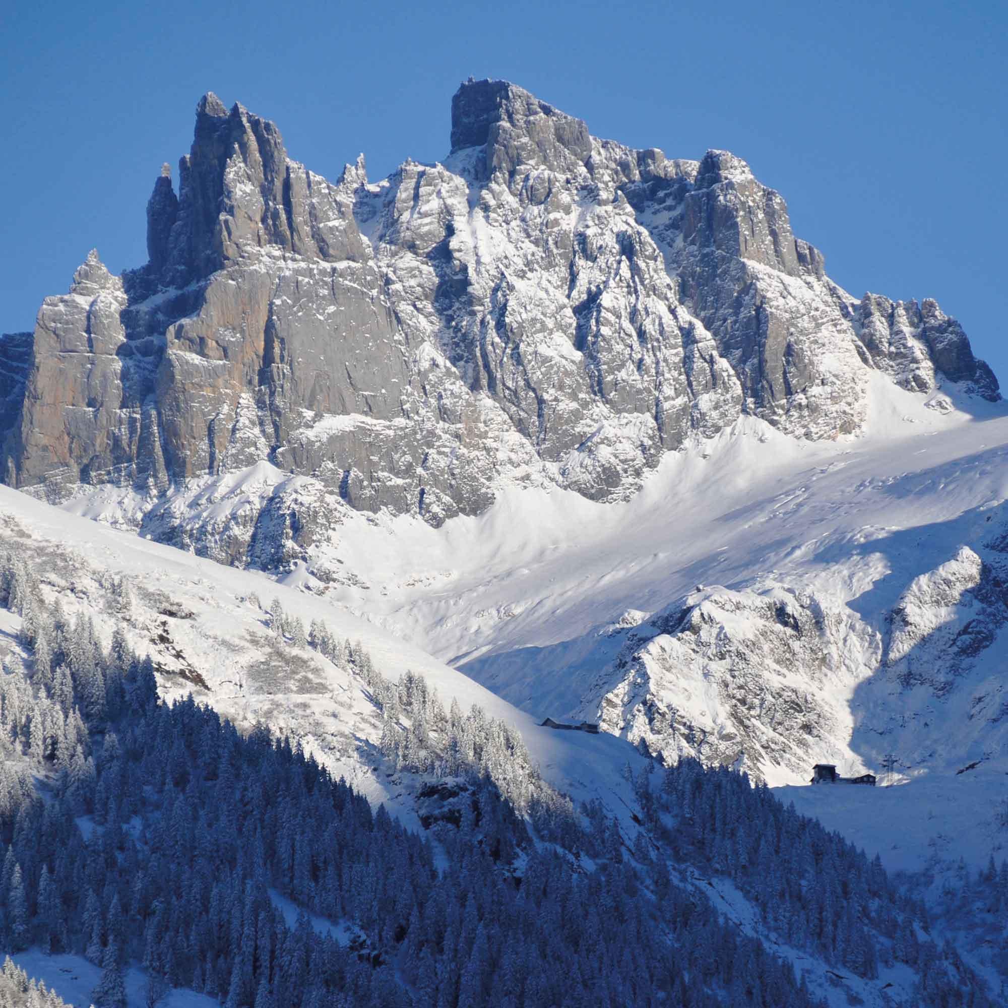 Skitour Grossspannort