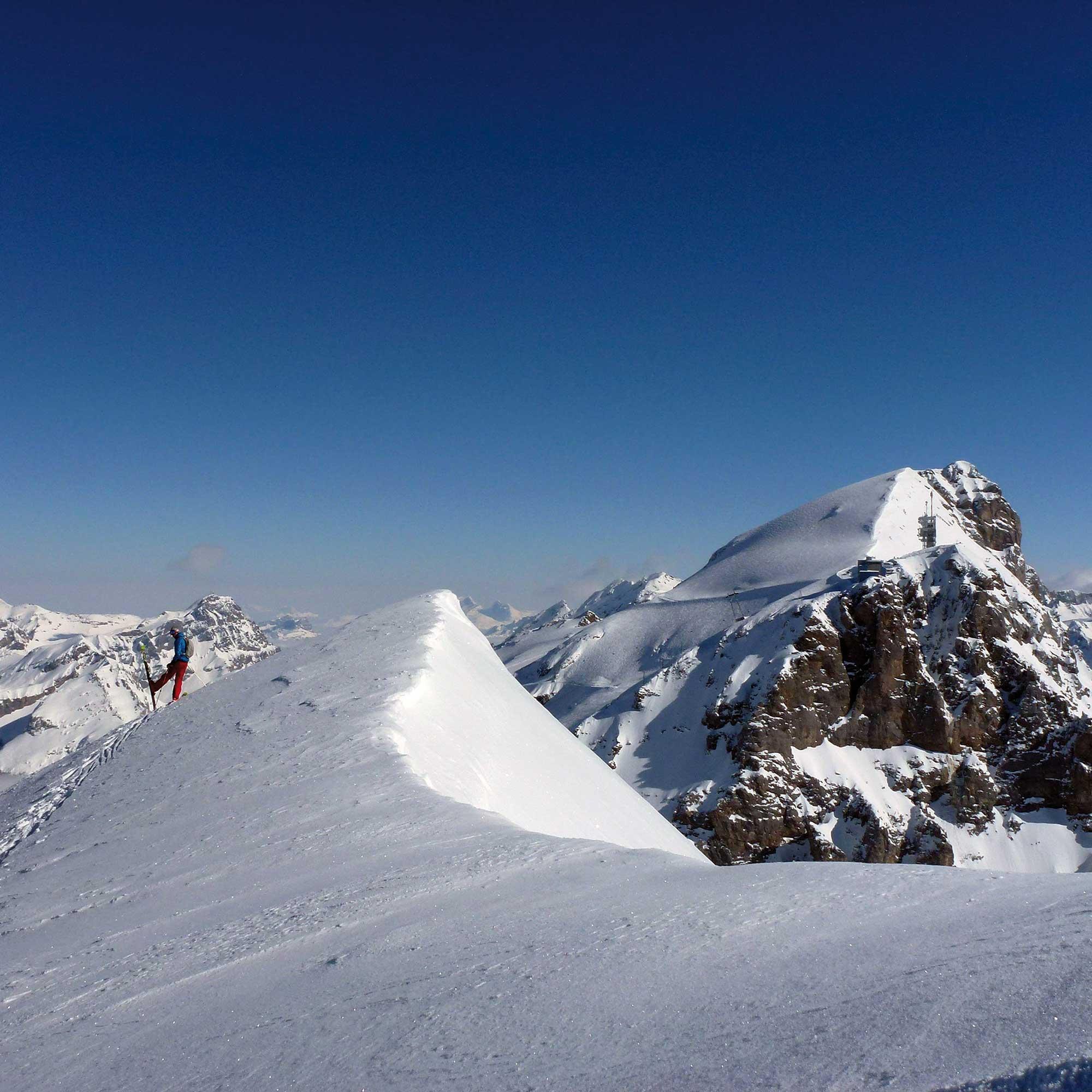 Skitour Reissendnollen