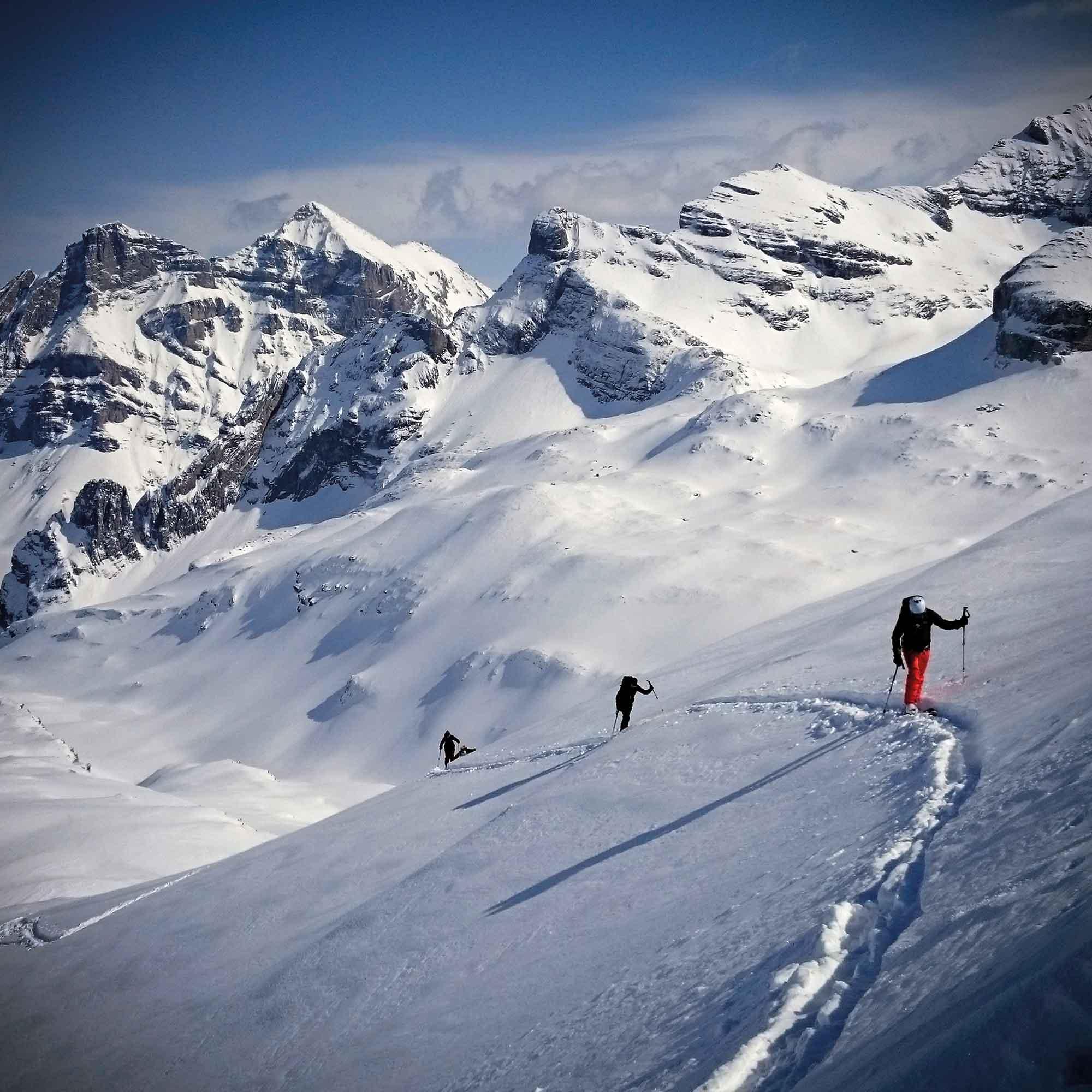 Skitour Ruchstock