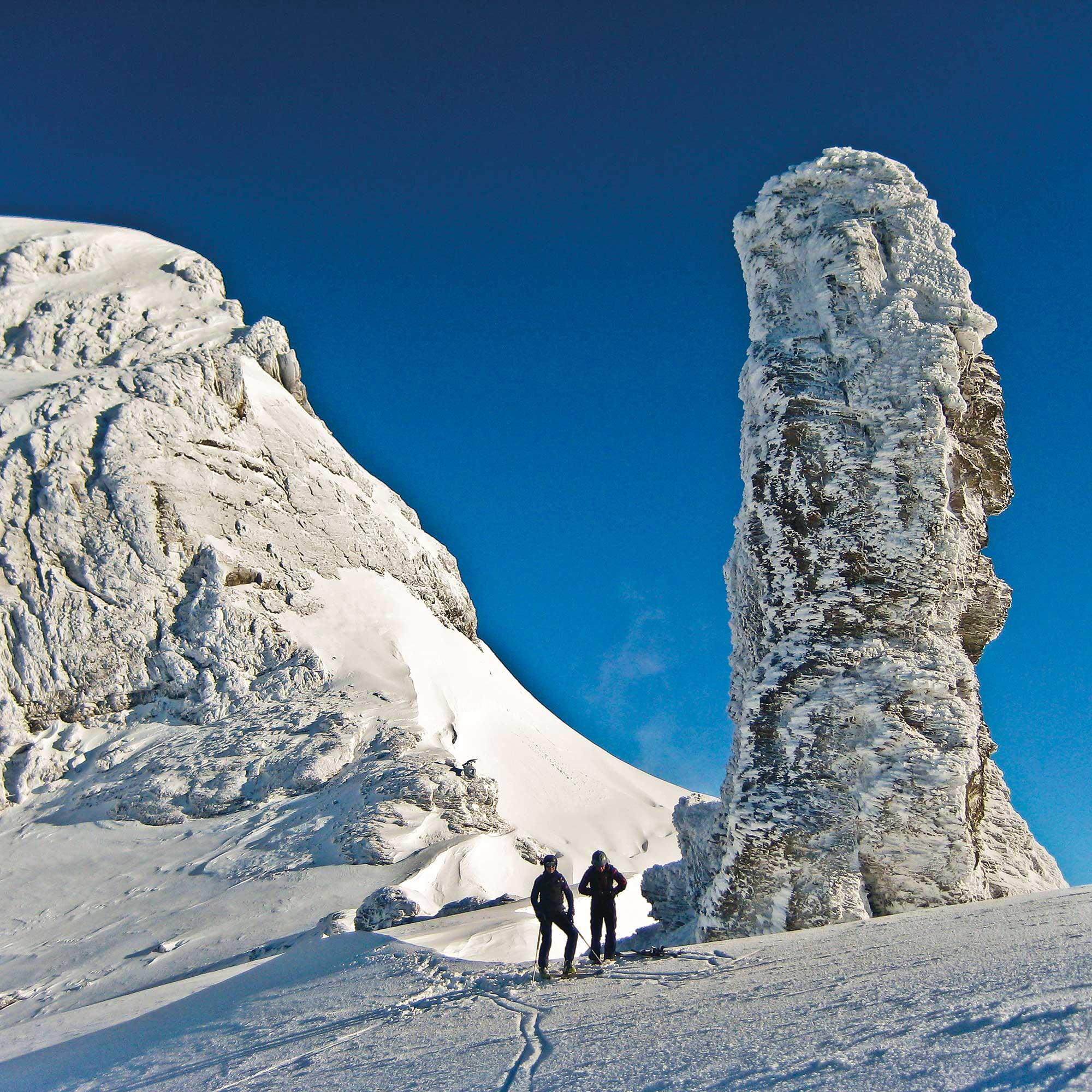 Skitour Wendenlücke