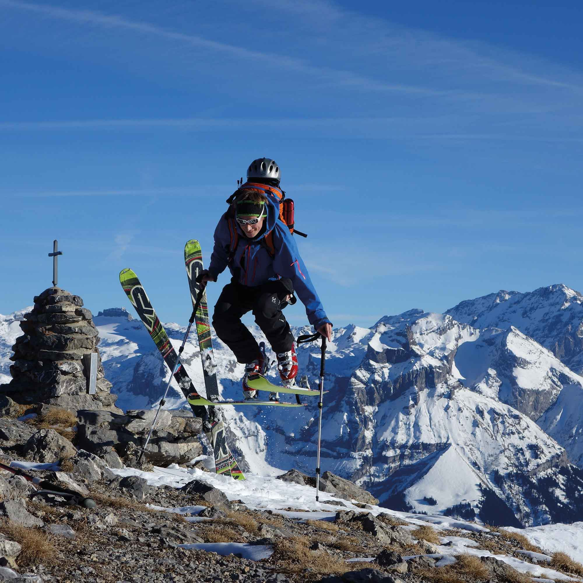 Skitour Widderfeldstock