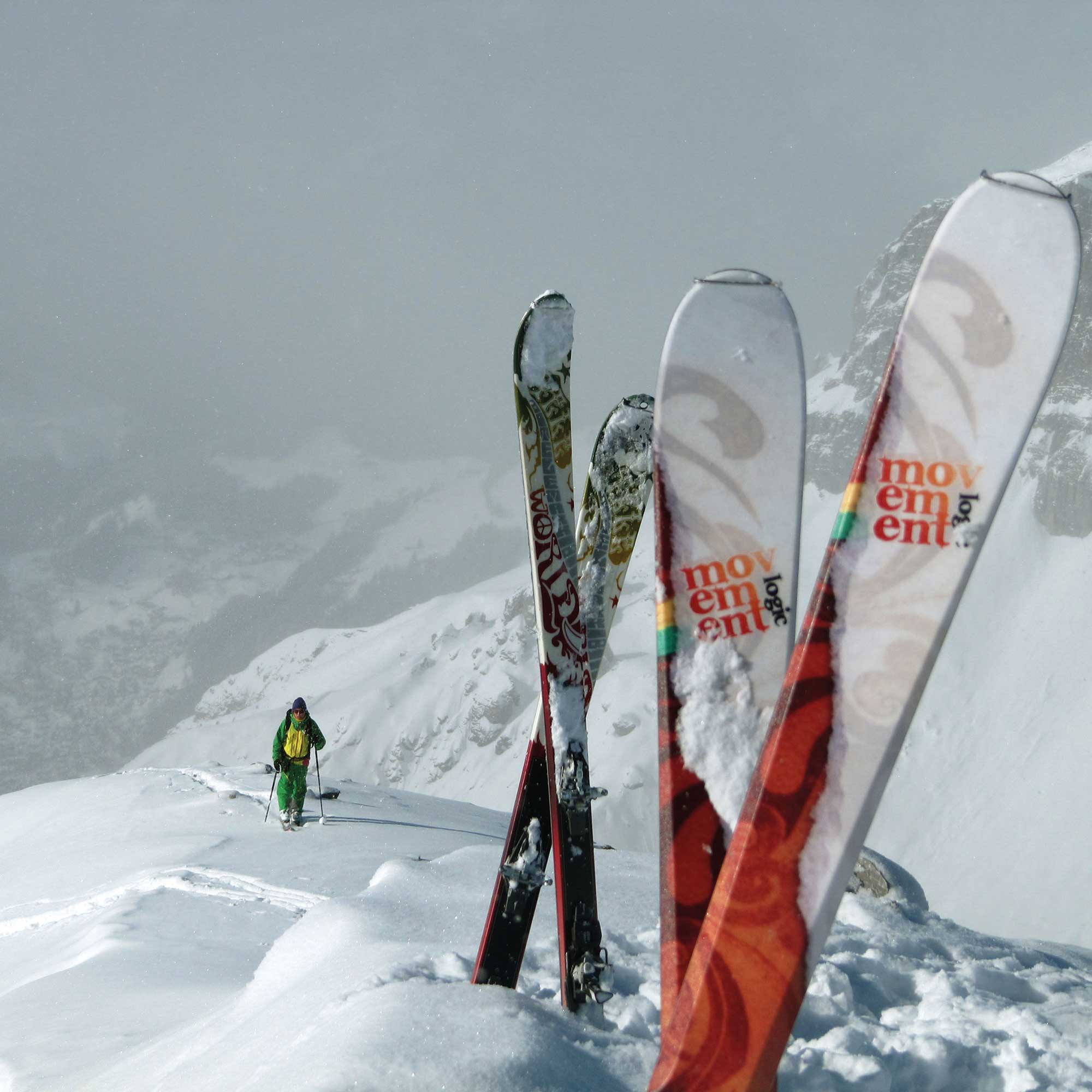 Skitour Wissberg